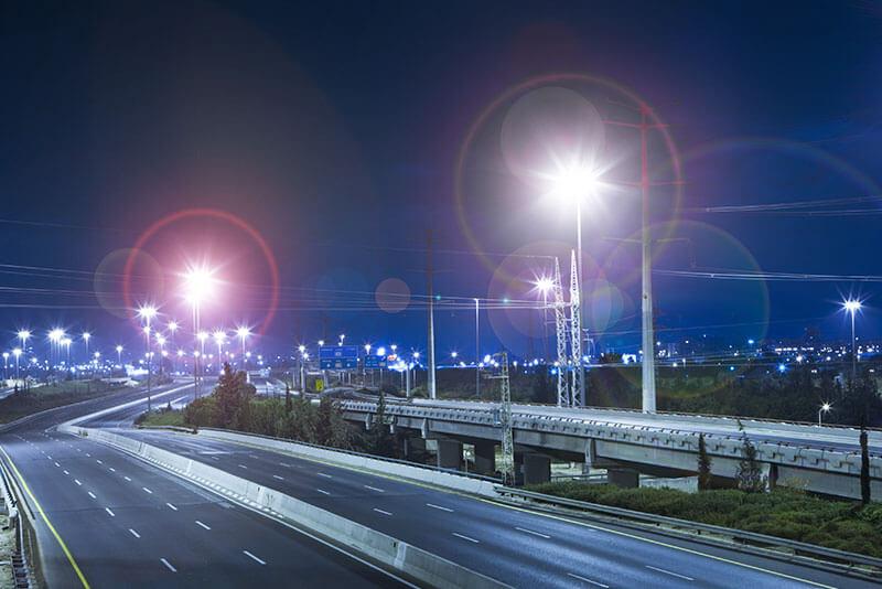 Streetlight Halos