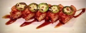 jalapeno sushi