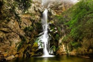 Santa Ynez Waterfall Trail